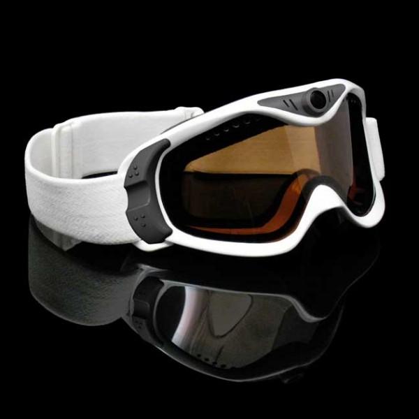 Goggles Black Background